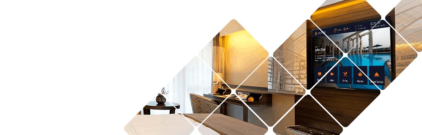 IPTV Solution for Hotels, IPTV for Hotels